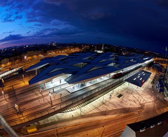 Hauptbahnhof, Wien